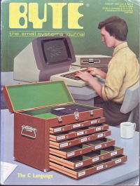 BYTE August 1983